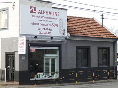 alphaline firma Bulevar Kralja Aleksandra 408