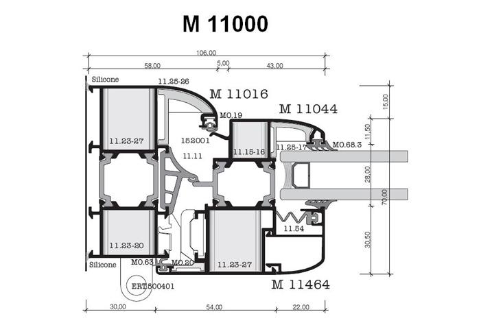alumil M11000 slika 1